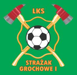 herb klubu LKS Strażak Grochowe