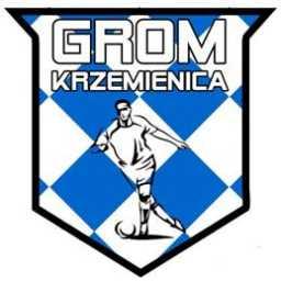 herb klubu Gminny Klub Sportowy GROM Krzemienica
