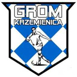 herb klubu LKS Grom II Krzemienica