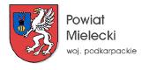 logo Powiatu Mielckiego